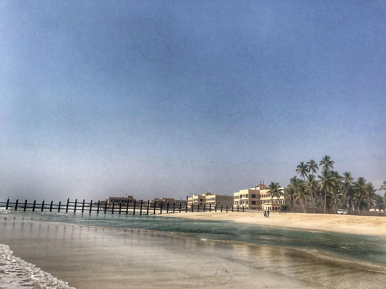 Beach in Salalah
