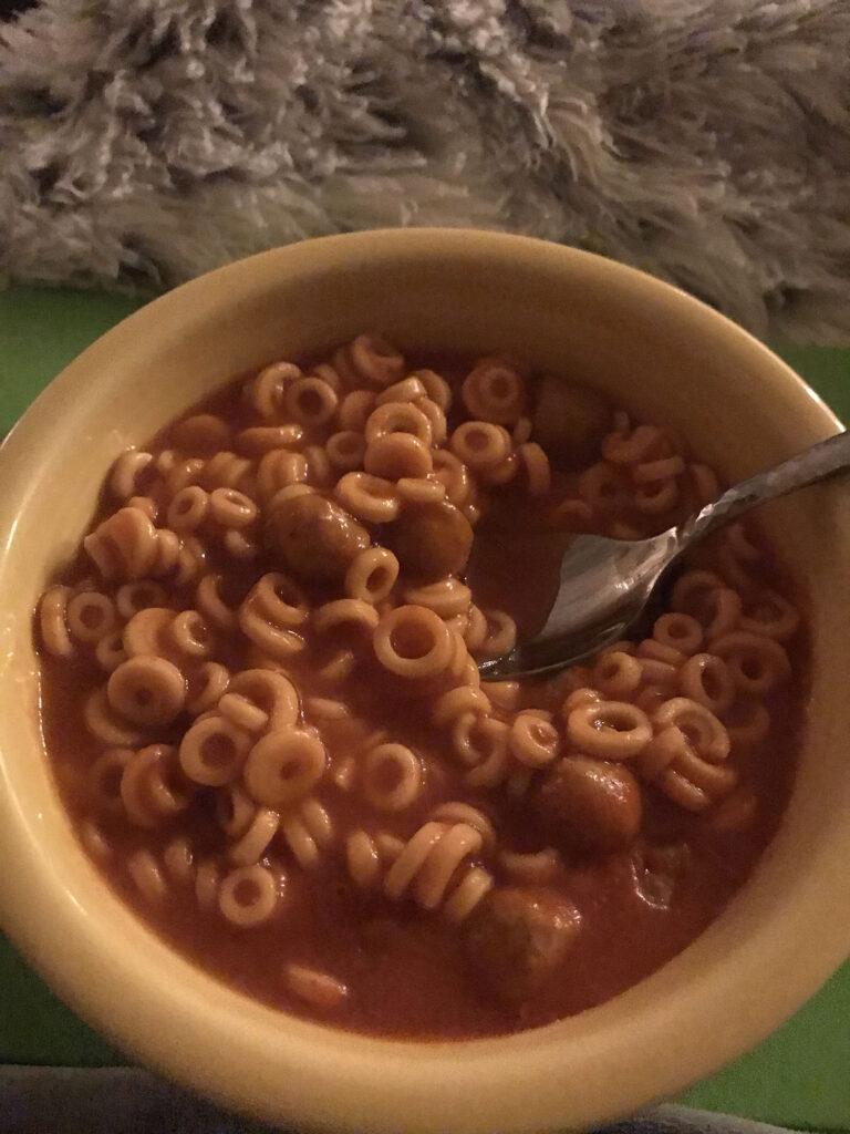 Spaghetti-O's